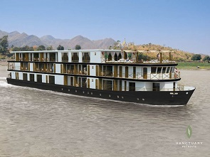 Sanctuary Ananda Luxus river cruiser