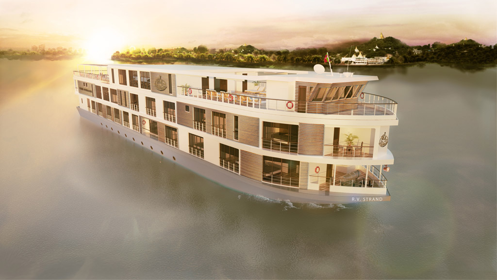 The Strand Ayeyarwady Cruise – Luxury River Cruises