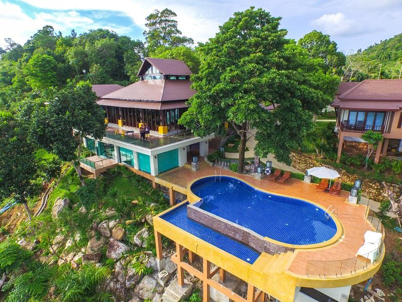 Victoria Cliff Resort – New Boutique Hotel in Kawthaung