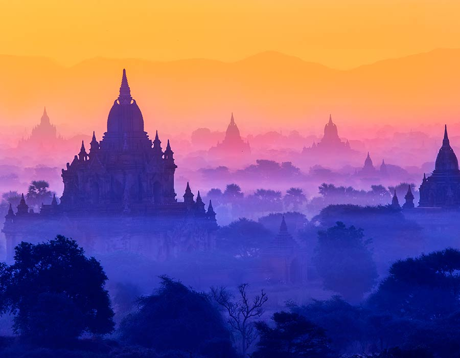 Bagan Myanmar Tours