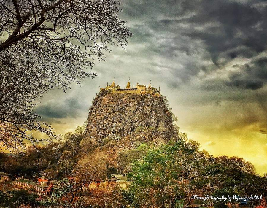 mt popa tours