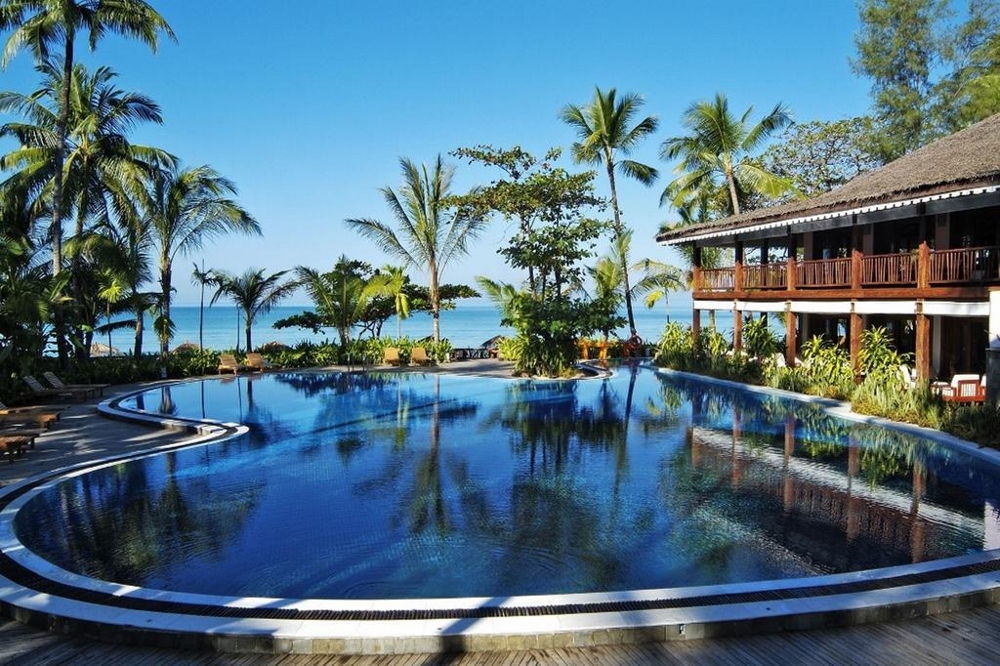 Ngapali Beach Hotel, Sandoway Resort