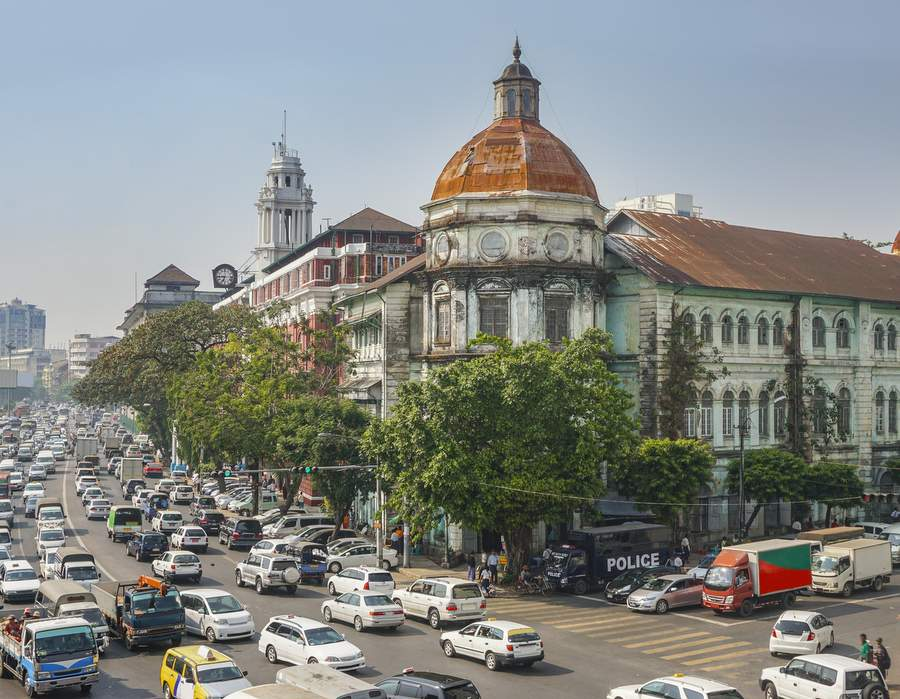 yangon city tours - hotels - travel information - holidays travel agency tour operators