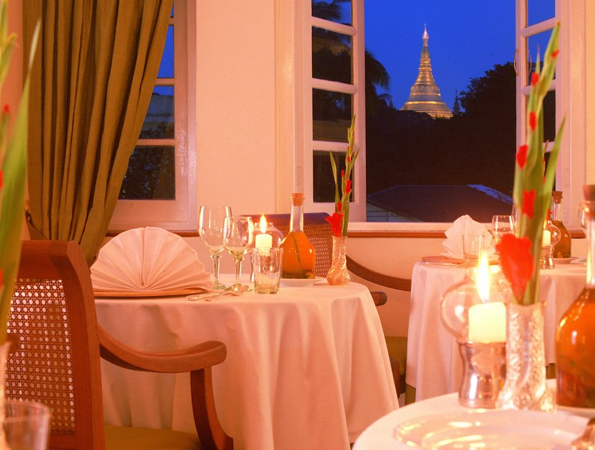 savoy hotel - yangon boutique hotels