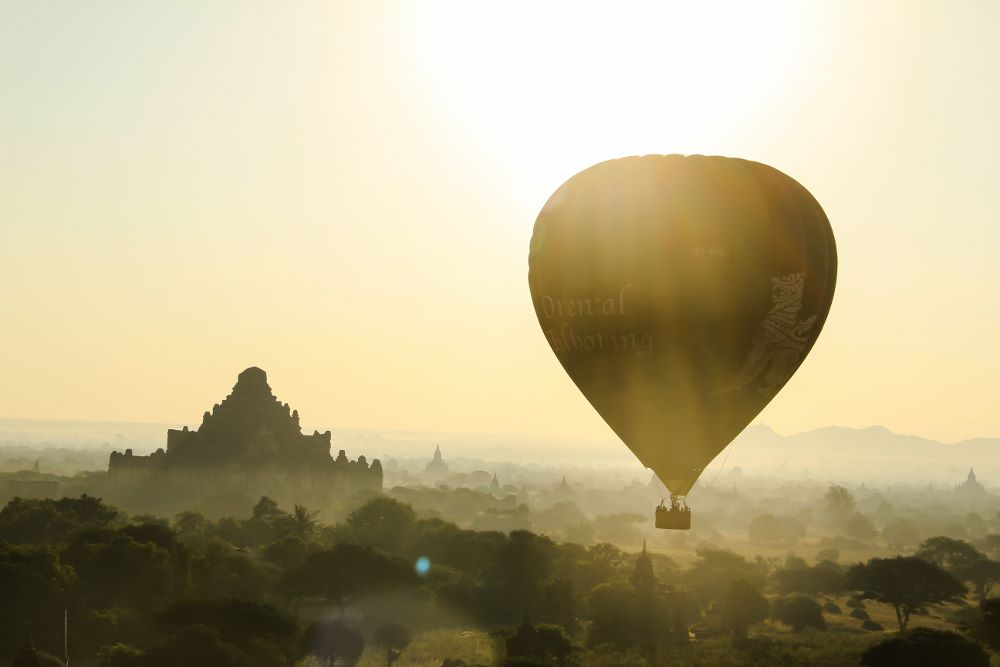 bagan tours, temples and travel guide