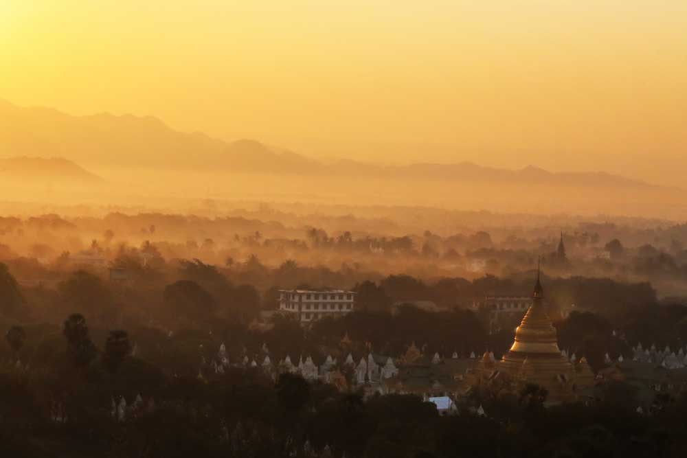 mandalay tours and travel agency
