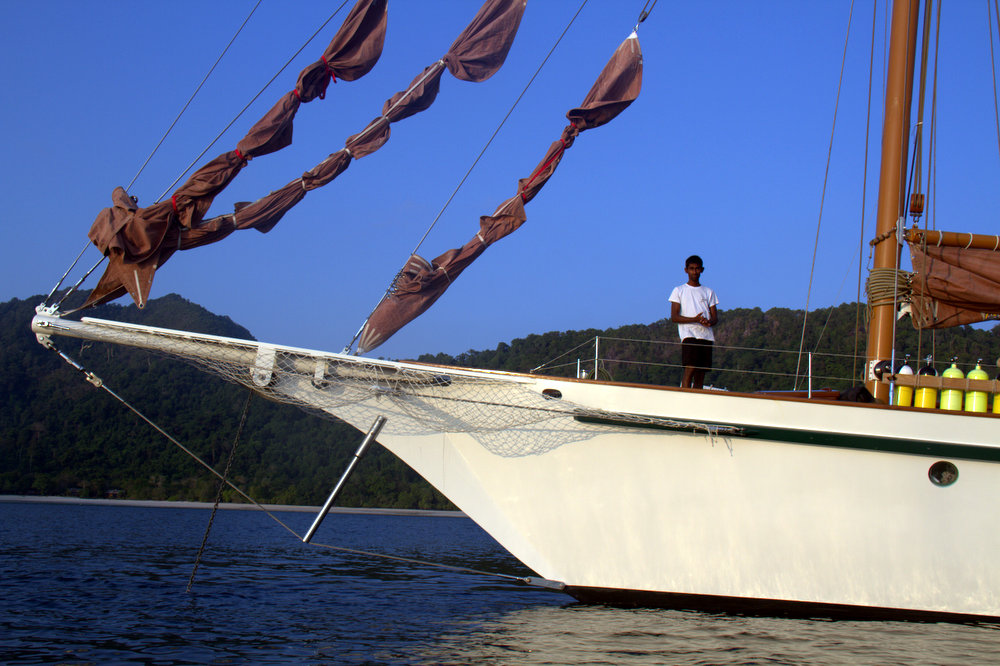 mergui islands yacht charter