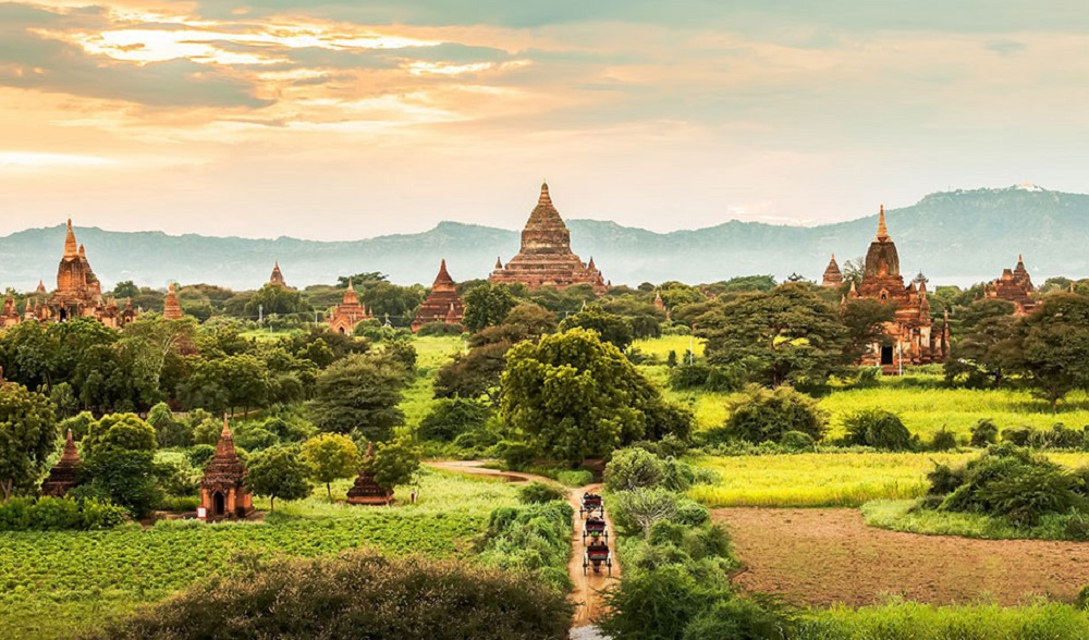 Картинки по запросу ngapali in myanmar